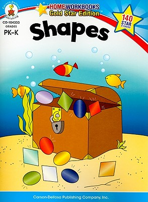 Shapes By Carson-Dellosa Publishing Company, Inc. (COR)